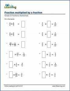 fraction missing numbers worksheets 4044 grade 5 math worksheets multiplying fractions missing factors k5 learning