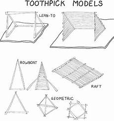 toothpick house plans toothpick crafts for kids arts and crafts with