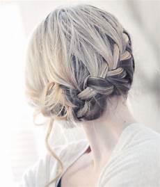bridal braids summer wedding hairstyles onewed