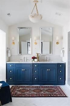 bathroom vanity paint color is benjamin newburyport blue in 2019 blue bathroom vanity