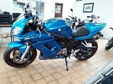 suzuki sv 650 s sv650s 2007 blue in londonderry county