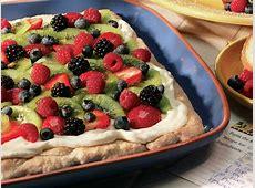 easy fresh fruit tart_image