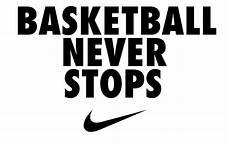 nike basketball never stops wallpaper basketball never stops by rhurst on deviantart