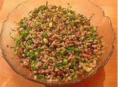 Buchweizen Petersilien Salat Putzb 196 Llchen