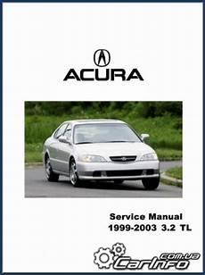 download car manuals 1999 acura tl auto manual acura tl 1999 2003 honda inspire saber кузова ua4 ua5 service and repair manual