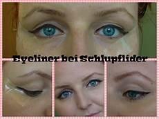 Eyeliner Ziehen Bei Schlupflider