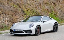 2020 Porsche 911 GTS Spotted Without Camo Should Be The