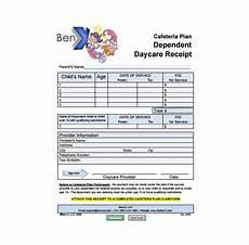 daycare receipt template canada 21 daycare receipt templates pdf doc free premium
