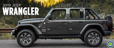 2019 Jeep Wrangler  Cars Review