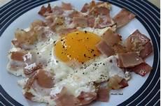 oeuf sur le plat au jambon mamy nadine cuisine