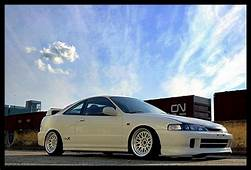 Acura Integra Type R With CCW Wheels Images