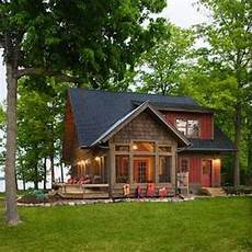 lakeside house plans lake cottage floor walkout basement home lakefront with unique cabin