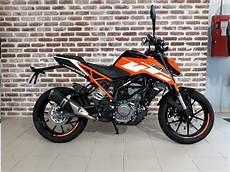 Moto Ktm Duke 125 Cm3 Vend 233 E Les Sables D Olonne