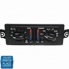 automobile air conditioning service 2005 buick century head up display 2000 2005 buick century regal ac heater control gm 10308120 ebay