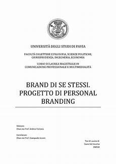 calam 233 o brand di se stessi progetto di personal branding
