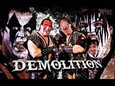 Demolition Wallpaper