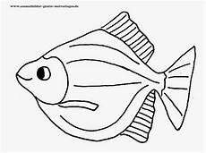Malvorlage Fisch Din A4 Malvorlagen Kostenlos Ausdrucken
