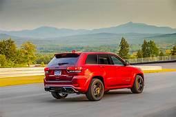First Drive 2018 Jeep Grand Cherokee Trackhawk