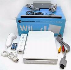 buy wii console nintendo wii white console home system bundle