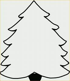 allerbeste malvorlage tannenbaum einfach kostenlos