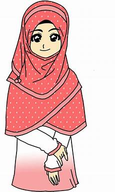 35 Kartun Muslimah Terbaru Anak Cemerlang