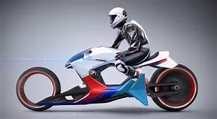 BMW I Motorrad Beta R Bike By Sebastian Martinez  Bmw