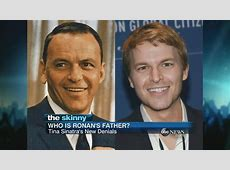 picture of frank sinatra and ronan farrow