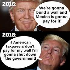 the 25 funniest trump shutdown memes the political punchline