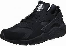 nike air huarache shoes black