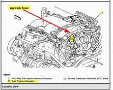 I A 2000 Pontiac Grand Am With A 3 4 Liter Engine I