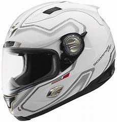 scorpion exo 1000 apollo helmet white