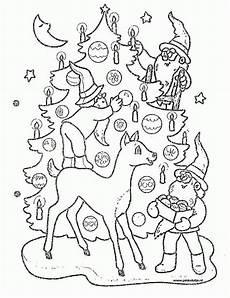 Malvorlagen Weihnachten Lernen Tree Coloring Pages 13 Gif 787 215 1024