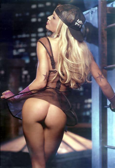 Ashley Massaro Playboy