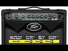Peavey Vypyr 15 With Sd 1