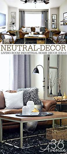 Neutral Home Decor Ideas by The 36th Avenue Home Decor Neutral Living Room The