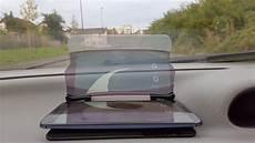 Test Du Hudway Glass Un Affichage T 234 Te Haute Automobile