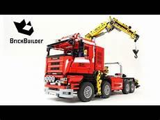 Lego Technic Build by Lego Technic 8258 Crane Truck Lego Speed Build