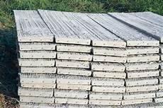 plaque de beton prix plaque de ciment utilisation r 233 glementation prix ooreka