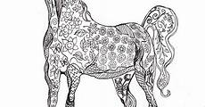Malvorlage Pferd Einfach Make It Easy Crafts Free Printable Coloring Page 3