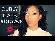 my curly hair routine for winter 2017 natural hair youtube