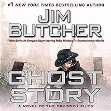 Ghost Story Dresden Files ghost story a novel of the dresden files