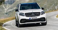 2016 mercedes gls pricing and specifications photos