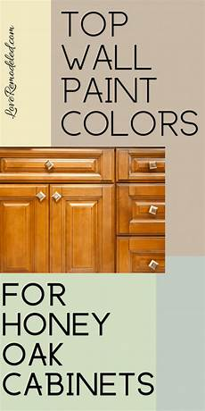paint colors that go with honey oak cabinets visual motley