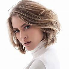 20 best ideas of lip length tousled brunette bob hairstyles
