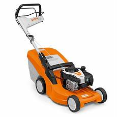 rm 448 tc robust petrol lawn mower with mono comfort