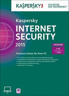 kaspersky security 2015 upgrade 1 user 1 jahr