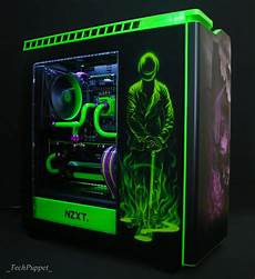 joker themed build modding and other mods linus