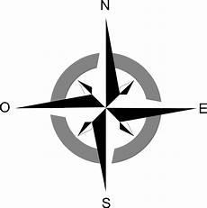 Norden Westen Süden Osten - kostenlose vektorgrafik kompass windrose norden osten