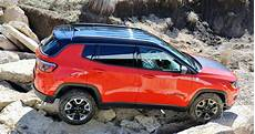 we a 2017 jeep compass trailhawk for a week send us
