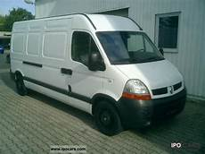 2005 renault master 2 5 dci l3h2 car photo and specs